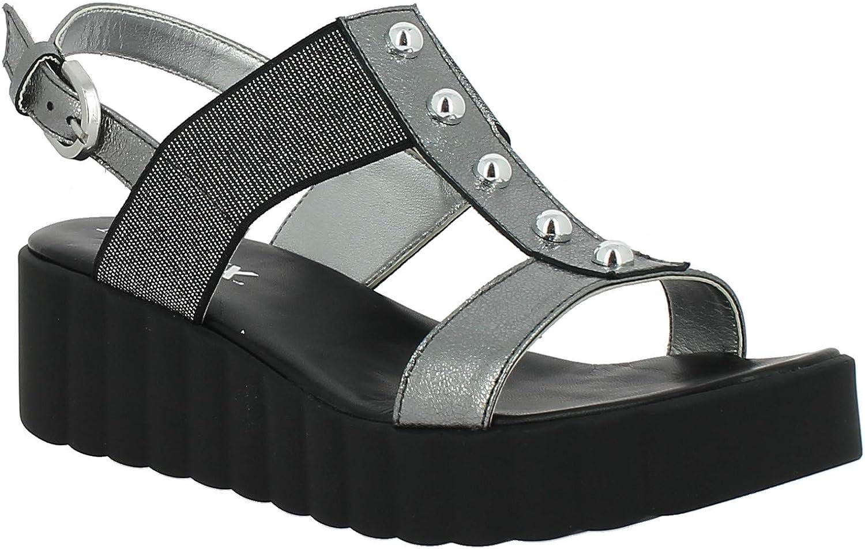The Flexx Schuhe Sandalen E2517_04 Pewter