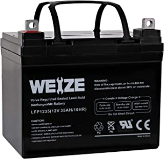 Best 12 volt 36 ah battery Reviews