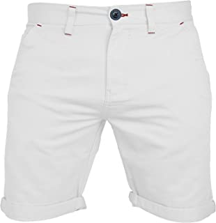 westAce Mens Stretch Chino Shorts Casual Flat Front Slim Fit Shorts Spandex Half Pant