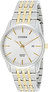 Citizen Men's Stainless Steel Band Watch