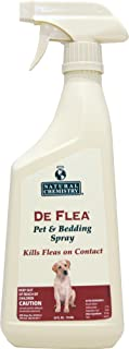 De Flea Pet and Bedding Spray for Dogs