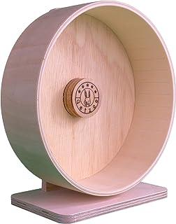 Getzoo Ø 21 cm Premium drewniane koło biegowe (Ø 19,8 cm wewnętrzne, wysokość 22-30 cm)