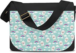 Counting Sheep Messenger Bag - One Size Messenger Bag