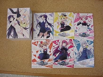 アニメ グリザイアの果実 Blu-ray 初回限定版 全6巻セット 全巻収納BOX付き