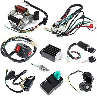Chanoc 5 Wires Magneto Stator for 2 Stroke 50cc 90cc 1PE40QMB JOG