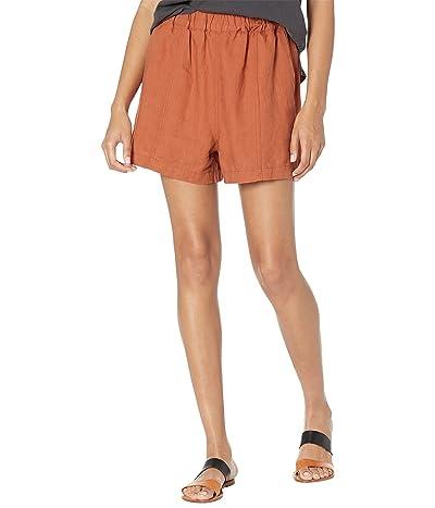 Madewell Linen Blend Easy Pull-On Shorts