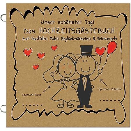 Lustig gästebuch hochzeit Moderne Hochzeitsgedichte