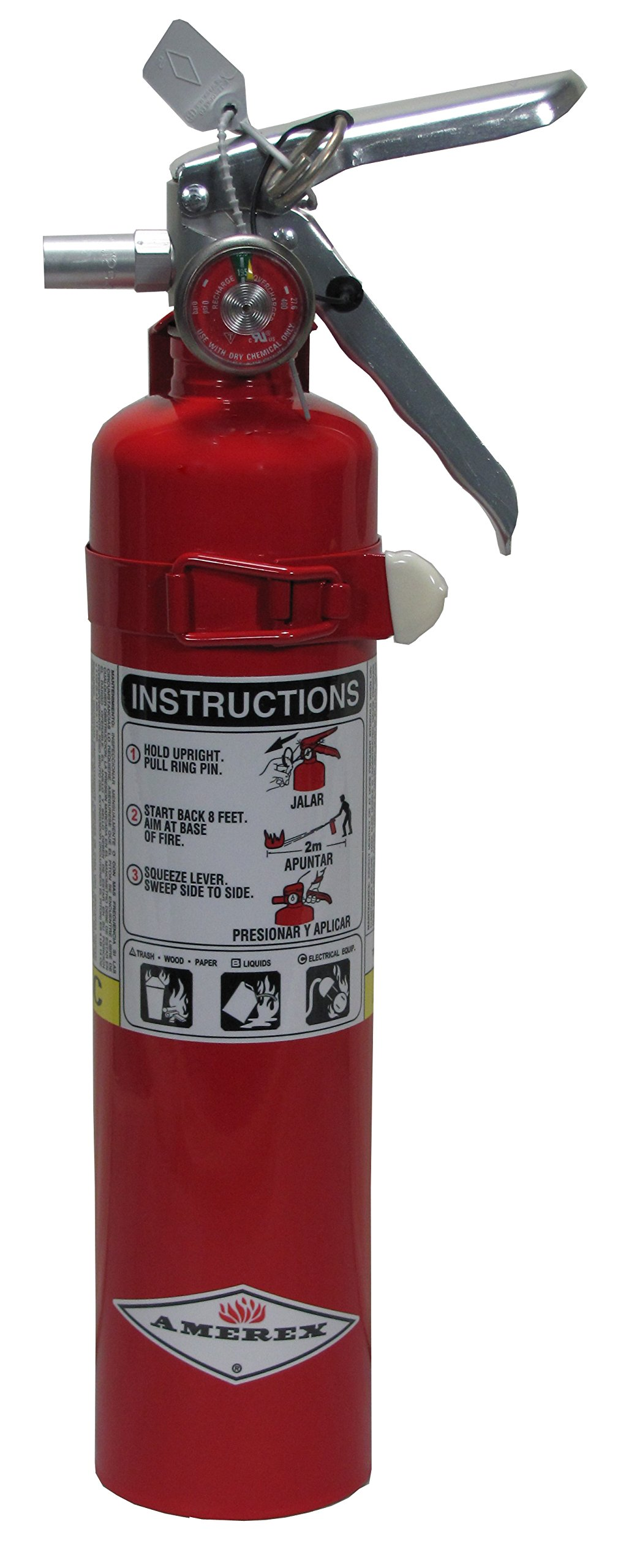 Amerex Dry Chemical Fire Extinguisher