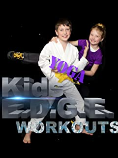 Kids' E.D.G.E. Workouts, Yoga