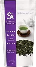 SA Japanese Green Tea Sen Cha, Loose Leaf, 3.5 oz Package