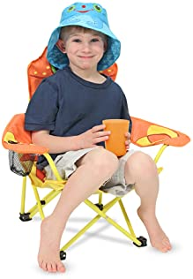Melissa and Doug Clicker Crab Chair