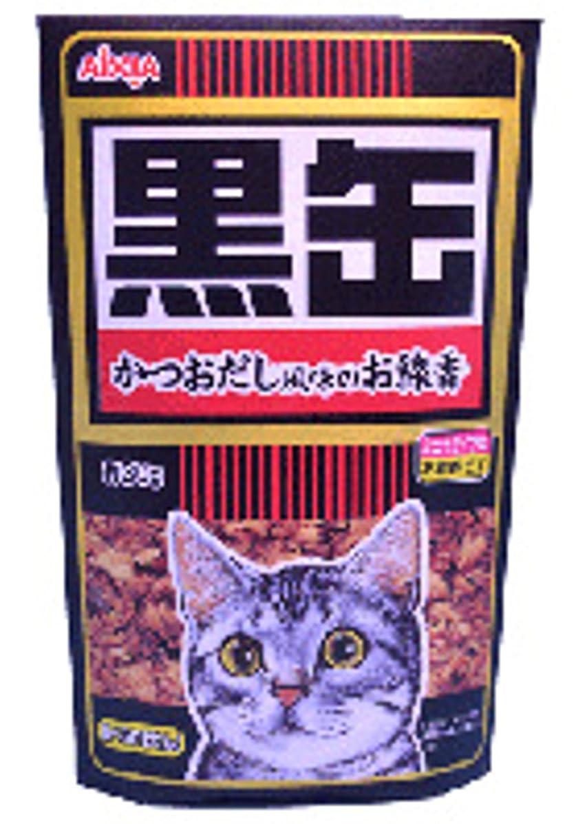 吸う活気づくとらえどころのないカメヤマ黒缶線香 約30g