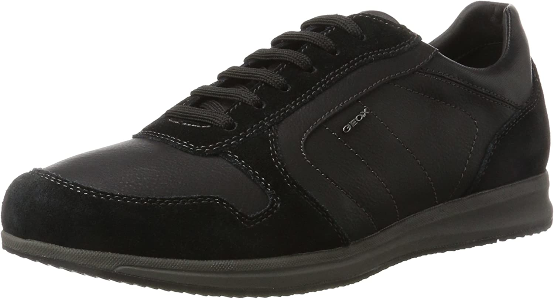 Geox shoes U64H5C-0ME22-C9999 U Black Avery