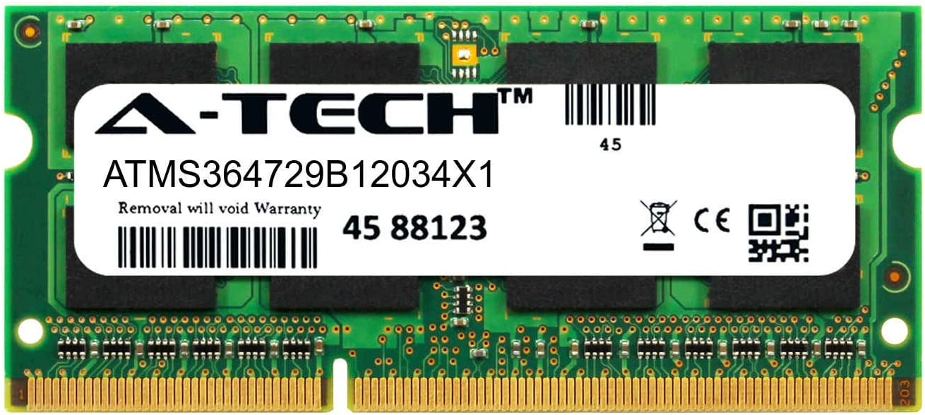 Max shipfree 68% OFF A-Tech 4GB Module for Samsung Compatible Notebook RV510 Laptop