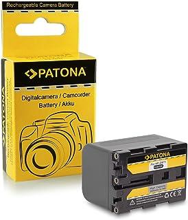 PATONA Bateria NP-QM71 / NP-FM70 Compatible con Sony CCD-TRV116 CCD-TRV128 CCD-TRV228 CCD-TRV308