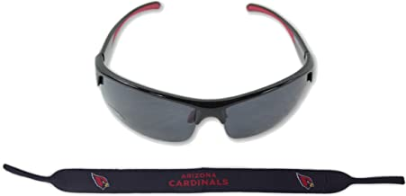 Siskiyou Sports Inc Official National Football League Fan Shop Authentic Sunglasses and Neoprene NFL Team Strap. Enjoy tailgating and the Game in the Sun with cool specs