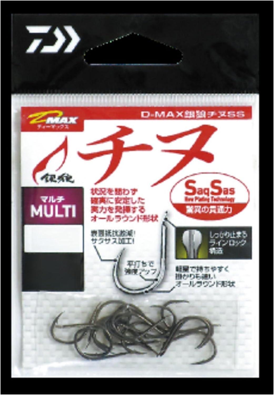 Daiwa (Daiwa) sea bream for the fish hook No. 5 D-MAX Gin'okami black sea bream SS multi