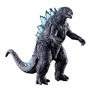 BANDAI Godzilla Movie Monster Series Godzilla 2019 Soft Vinyl Figure (Japan Import)