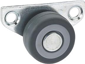 Dörner + Helmer Parketzijrol (30 x 14 mm, TPE-wiel grijs) 791431