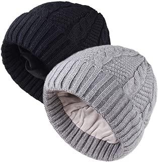 Best black wool skull cap Reviews