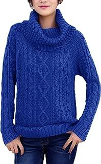 Best bright blue turtleneck sweater Reviews