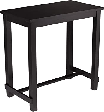 SEI Furniture Harlingman Bar Table, Black
