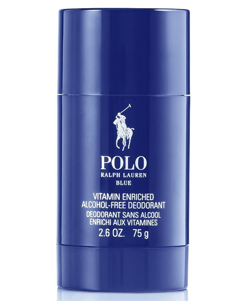 ハリケーンスラム街保存するラルフローレン ポロ ブルー デオドラントスティック POLO BLUE Deodorant Stick