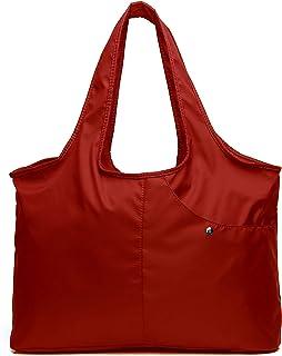 Shoulder Bag for Women, Waterproof Shopping Lightweight Work Purse and Handbag Travel Tote Oxford Nylon Large Capacity Hobo
