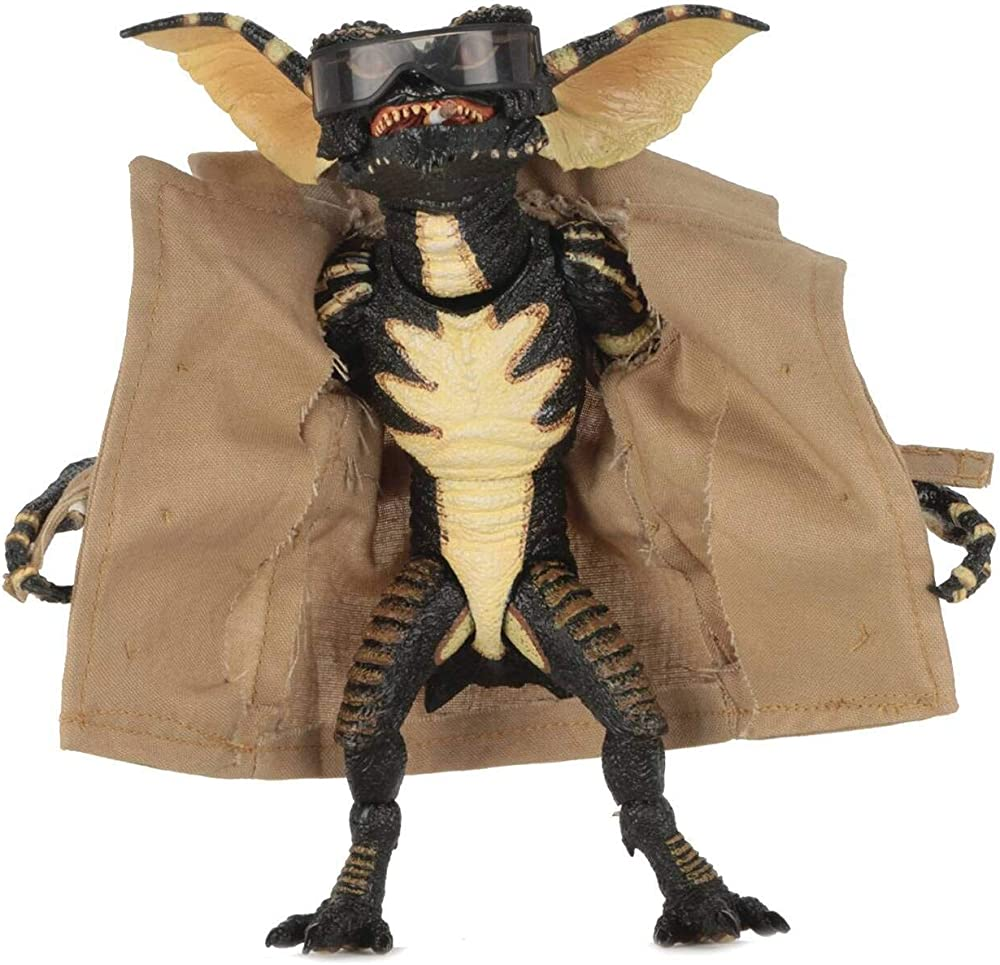 Neca - statua  gremlins ultimate flasher gremlin 7in action figure, 30 cm NECA30625
