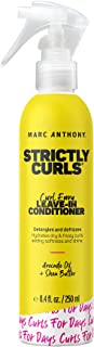 Marc Anthony Strictly Curls Curl Envy Leave-In Conditioner 8.4 Ounces (Packaging May Vary)