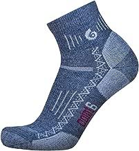 point6 Hiking Tech Medium Cushion Mini Crew Socks