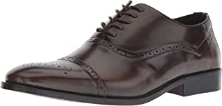 Kenneth Cole Unlisted Men's Half TIME Break Oxford