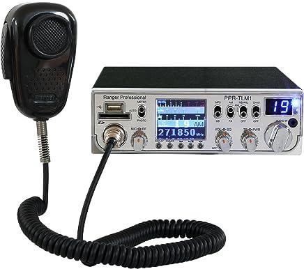 Cobra 19ULTRAIII 40 Channel Compact CB Radio with Illuminated Display Canadian Compliant