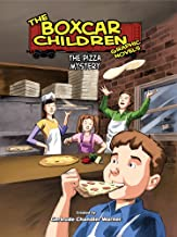 The Pizza Mystery (The Boxcar Children Graphic Novels)