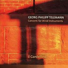 Concerti For Wind Instrum