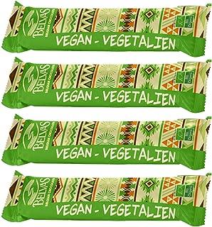 Belvas Belgian Dark Chocolate Bar w/ Roasted Almonds - Vegan (30g) - 4Pk