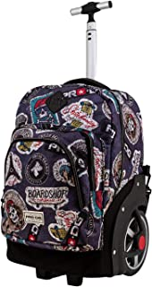 Stickers - Mochila Trolley Travel GTX, Multicolor