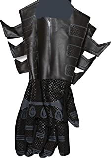 Rubie's Adult Dark Knight Batman Gloves 30738