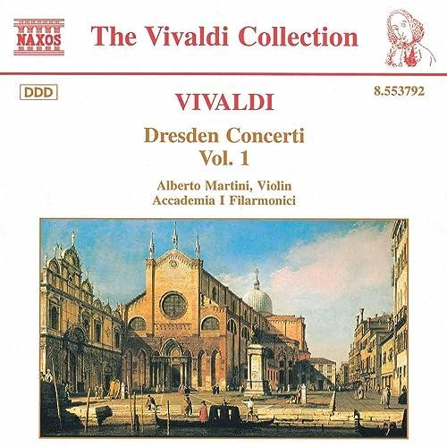 Vivaldi: Dresden Concertos, Vol. 1 de Alberto Martini sur