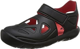 adidas kids 阿迪达斯童鞋 男童 户外运动凉鞋 FORTASWIM 2 C DB0486