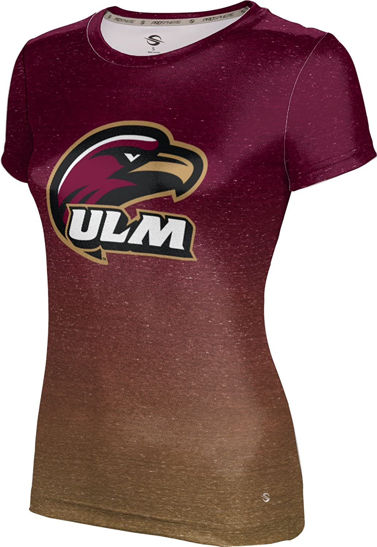 ProSphere University of Louisiana at Monroe Girls' Performance T-Shirt (Ombre)