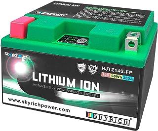 Skyrich HJTZ14S-FP Batteria di avviamento, Unica
