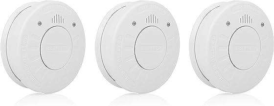 Smartwares RM520/3 Rookmelder Set – 10 jaar batterij – 85 dB – Set van 3, standaard