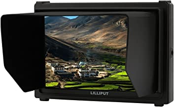 """Lilliput Q7 7"""" Full HD Camera Monitor with SDI and HDMI Cross Conversion Metal Housing High Resolution for DSLR"""