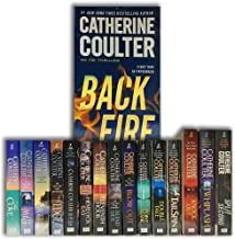 Catherine Coulter set (13) - Beyond Eden, Blowout, Born To Be Wild, Double Take, Eleventh Hour, Heiress Bride, Hellion Bride, Impulse, Lord of Hawkfell Island, Lyon's Gate, Point Blank, Sherbrooke Twins, Scottish Bride