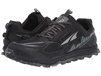 Altra Footwear Lone Peak 4.5 (Black) Men