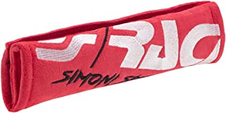 Microfibra roja Simoni Racing CC2//R-V Almohadillas Cubre Cintur/ón Sport Universales