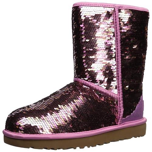 fd18eb6a7ef Pink UGG Boots: Amazon.com