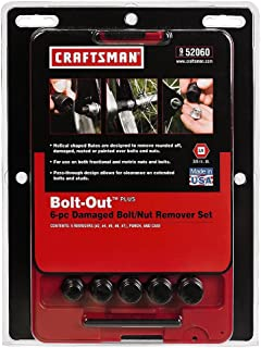 craftsman 6 piece bolt out set