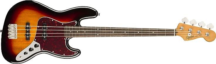 Squier by Fender Classic Vibe 60's Jazz Bass - Laurel - 3-Color Sunburst